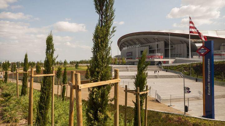 Luz verde a transformar el entorno del Wanda en una 'ciudad deportiva'