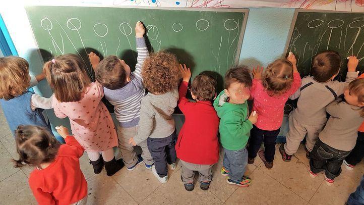 Abierto el plazo de admisión de las escuelas infantiles municipales