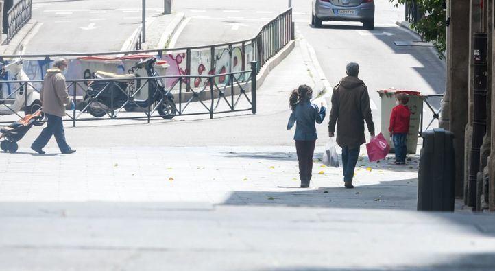 Los niños podrán desde hoy realizar paseos de 10 a 13 y de 17 a 21 horas en Madrid