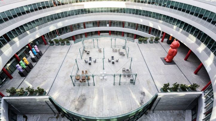 Contadores telemétricos de personas y detectores de temperatura para una Feria de Madrid más segura