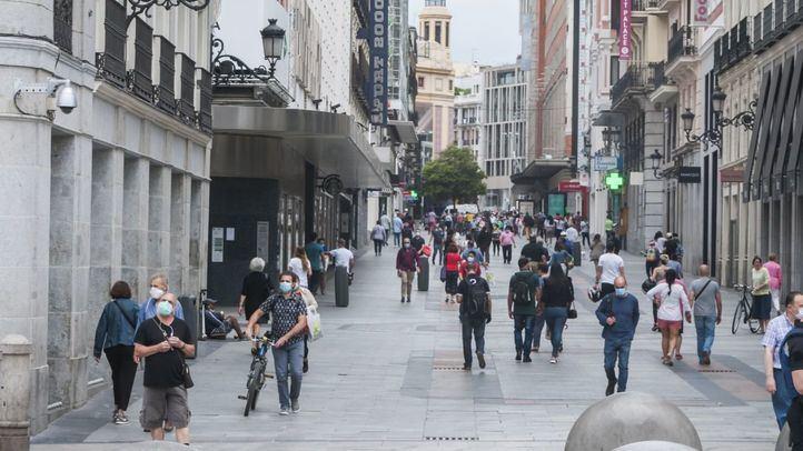 Madrid permanecerá en fase 1 sin medidas de flexibilización