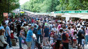 Madrid 'blinda' la Feria del Libro al declararla de especial significación ciudadana