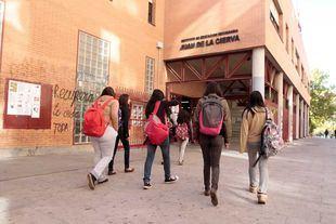 Alumnos de 2º de Bachillerato volverán a clase el 16 de junio si Madrid pasa a la fase 2