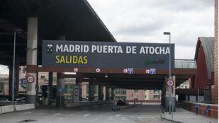 Adif invierte 700.000 euros en realizar mejoras en Atocha