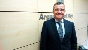 El presidente de la Federación de Municipios de Madrid, Guillermo Hita.