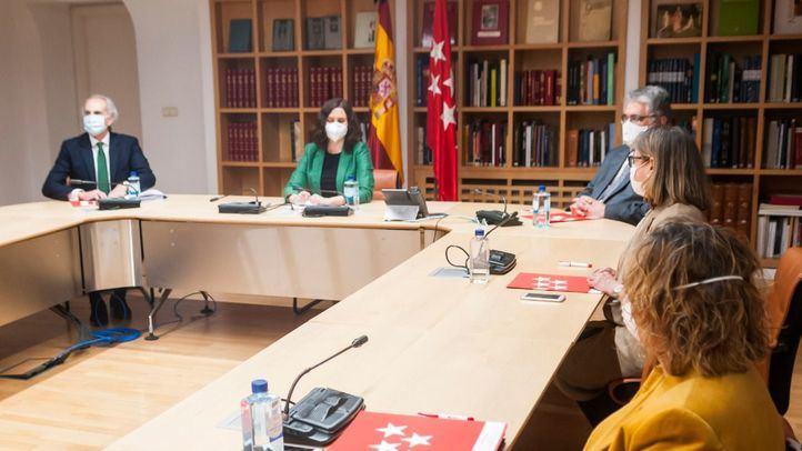 Madrid vuelve a solicitar la vuelta a clase de alumnos de 2º de Bachillerato
