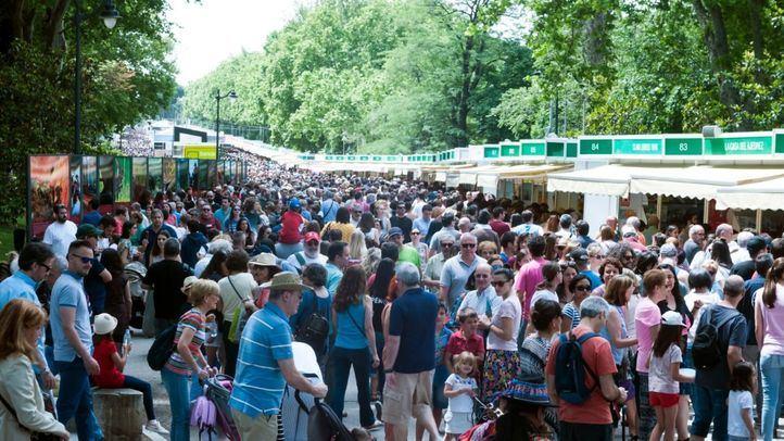Madrid 'blinda' la Feria del Libro
