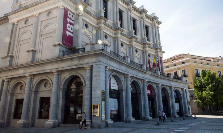 El Teatro Real reabrirá el 1 de julio