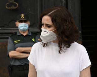 Madrid solicita formalmente al Gobierno pasar a la fase 2 el próximo 8 de junio