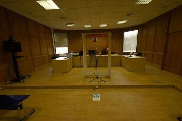 El Gobierno refuerza la salud laboral en la fase 2 de la desescalada judicial