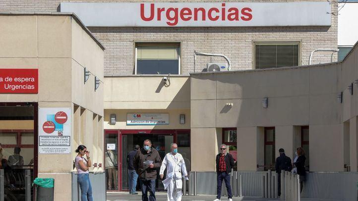 Estabilización de los contagios en Madrid
