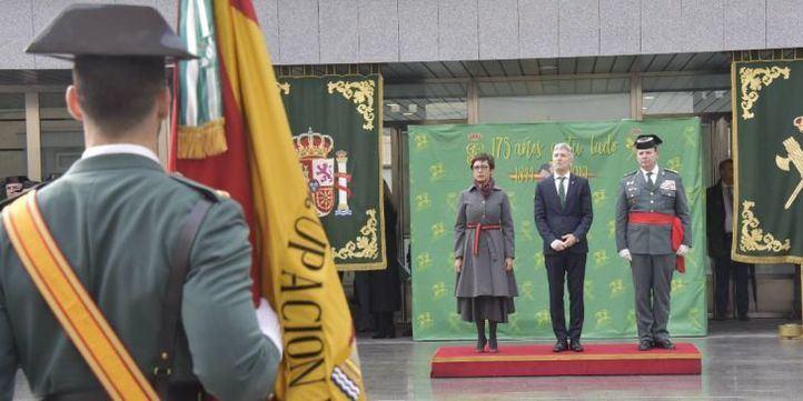 David Blanes sustituye a Pérez de los Cobos al frente de la Comandancia de la Guardia Civil en Madrid