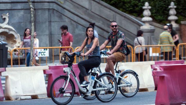 Colectivos ciclistas convocan una cadena en el Día Mundial de la Bici para fomentar su uso