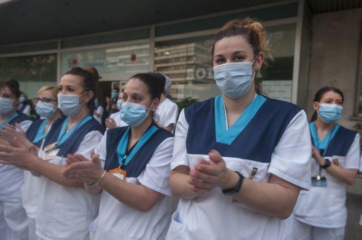 Los sanitarios, Premio Princesa de Asturias de la Concordia