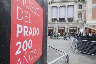 La visita al Prado será gratuita en el primer fin de semana de reapertura
