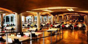 Biblioteca María Zambrano.