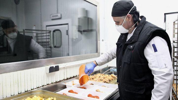 Más de la mitad de las familias solicitantes de menú escolar no acuden a recogerlo
