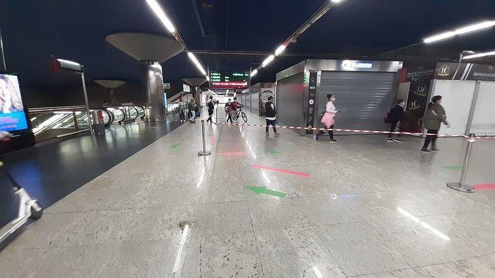 Renfe pone en marcha un proyecto para controlar en tiempo real el aforo en las estaciones
