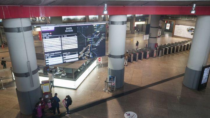Renfe pone en marcha un proyecto piloto para controlar en tiempo real el aforo en las estaciones de Cercanías