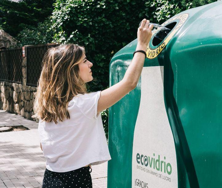 """Ecovidrio: """"Nuestro objetivo es conseguir el 100% de la tasa de reciclado"""""""