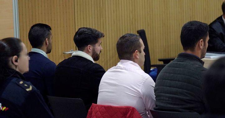 Cuatro miembros de 'La Manada', condenados de nuevo por un delito contra la libertad sexual