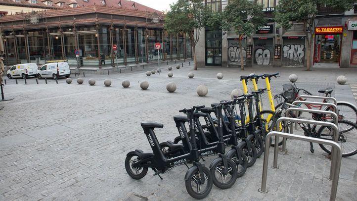 Empresas de movilidad compartida aplauden la llegada de 4.800 bicis privadas