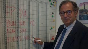 El consejero de Educación y Juventud de la Comunidad de Madrid, Enrique Ossorio.