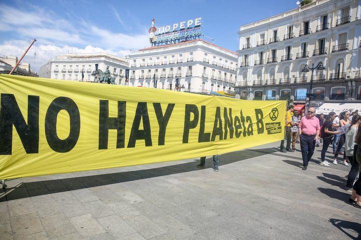 Rebelión por el Clima y Alianza por el Clima realizarán acciones este viernes 'por la justicia social y ambiental'
