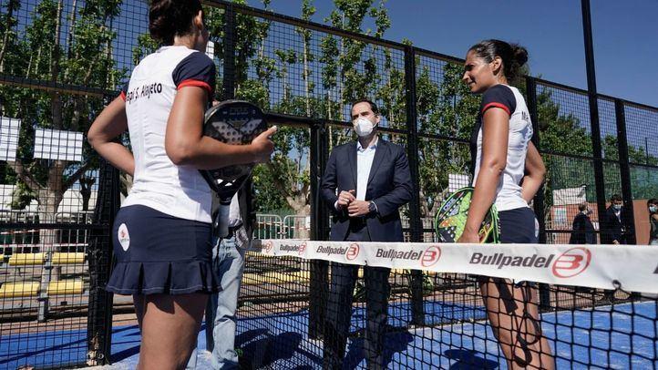 La Comunidad asegura que sus instalaciones deportivas cumplen las medidas