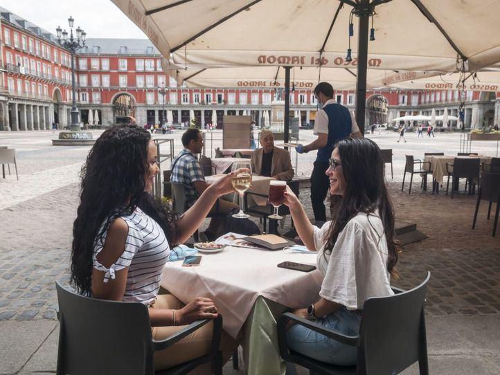 Hasta 188 bares y restaurantes han solicitado ampliar su terraza o instalarla