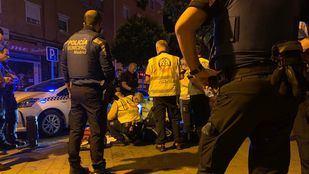 El herido ha sido trasladado al Hospital 12 de Octubre
