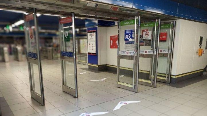 El transporte público madrileño se prepara para el paso a la fase 2