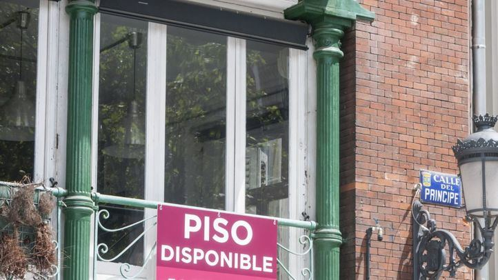 Madrid experimenta en mayo la caída del precio del alquiler más marcada de España