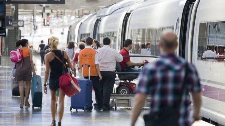 Renfe ha devuelto más de 38 millones de euros por los billetes anulados durante el estado de alarma