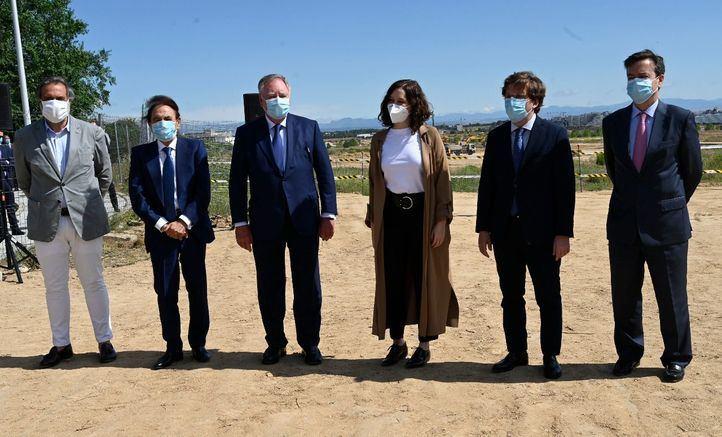 La ampliación de Ifema en Valdebebas, generadora de riqueza para Madrid