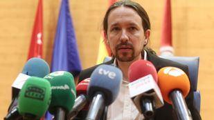 Iglesias pide la dimisión de Ayuso por las residencias