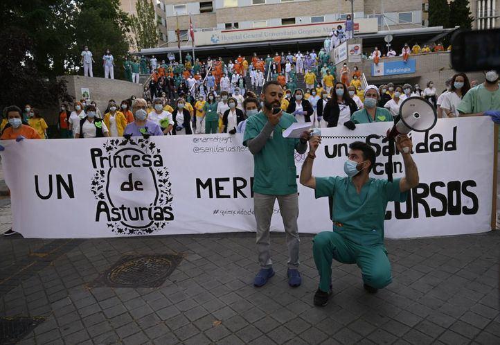 Sindicatos del Marañón convocan movilizaciones contra la