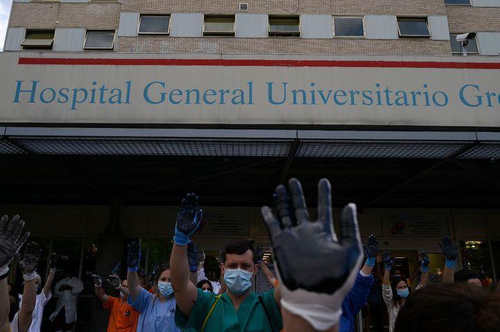 CCOO alerta de que la licitación para limpieza de varios hospitales no tiene en cuenta los salarios estipulados