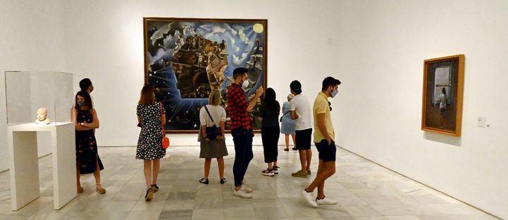 Las CCAA fijarán el aforo en museos, bibliotecas o espectáculos en la nueva normalidad