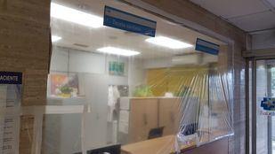 Ausencia de material de protección en el Centro de Salud de Begoña.