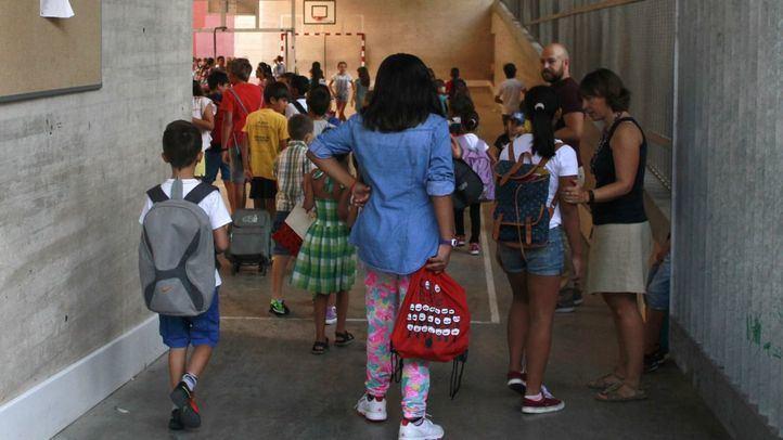 Los niños regresarán a las aulas de forma presencial y en las fechas habituales