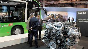 Feria Internacional del Autobús y del Autocar en Ifema. (Imagen de archivo)