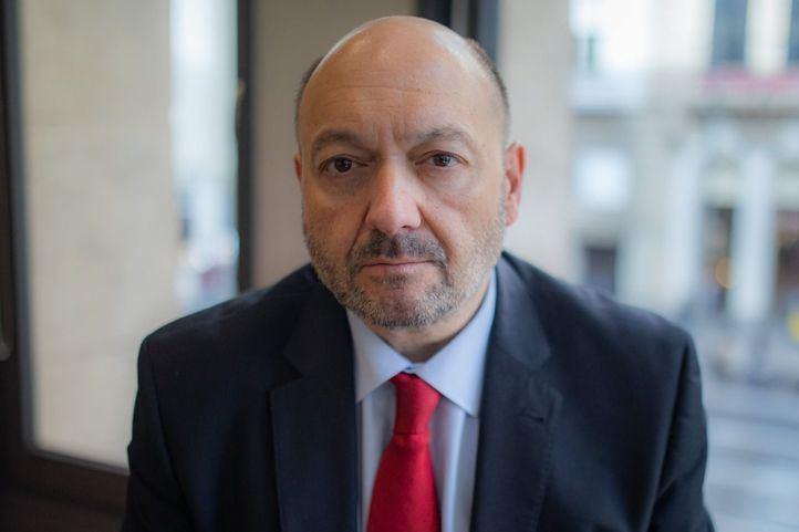 El presidente y editor de Madridiario, Constantino Mediavilla.