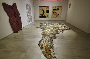 El arte chileno reabre las salas de exposiciones