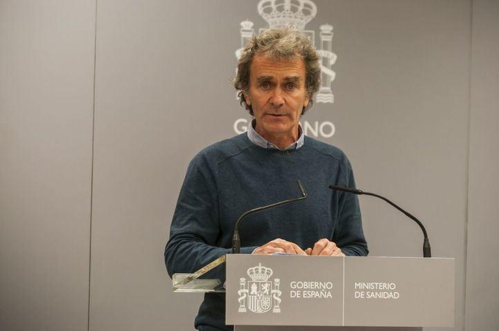 Simón apunta que las medidas propuestas para la Selectividad van a 'reducir mucho el riesgo'