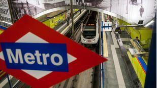 Restablecido el servicio de Metro entre las estaciones de Tres Olivos y Begoña