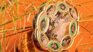 Una de las joyas de la subasta de Monte de Piedad.