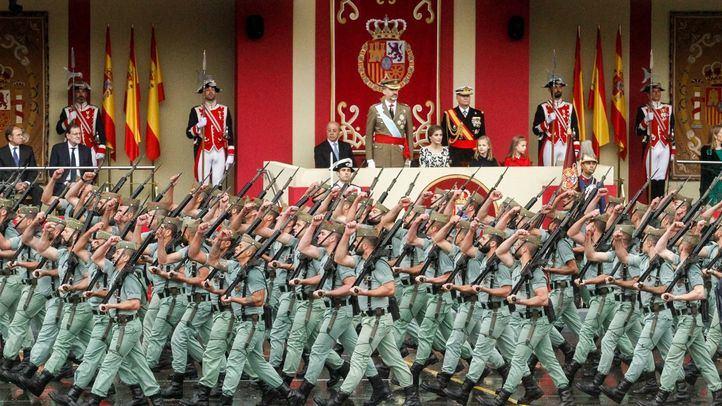 La Legión, el juez Marchena, la UME o el propio Cuerpo, medallas de la Policía Municipal