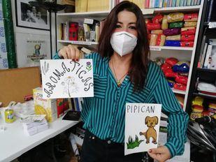 Recogida de alimentos y jardinería solidaria en Tetuán