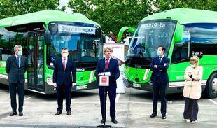 Más de 200 líneas de autobuses ya cuentan con protocolos anti Covid-19 certificados